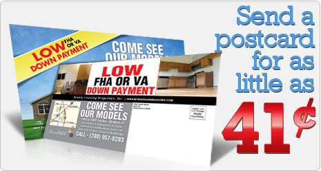 6 X 11 Postcards Printing For Direct Mail