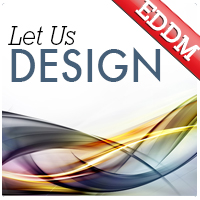 Let us design your Every Door Direct Mail Postcard
