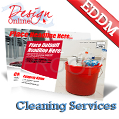 Cleaning Services EDDM® (Commercial Cleaning)