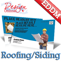 Roofing & Siding EDDM® (Blueprint)