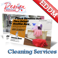 Cleaning Services EDDM® (Kitchen Cleaning)