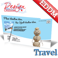 Travel EDDM® (Snow)