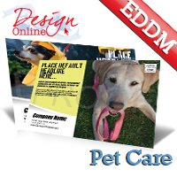 Pet Care EDDM® (Walking)