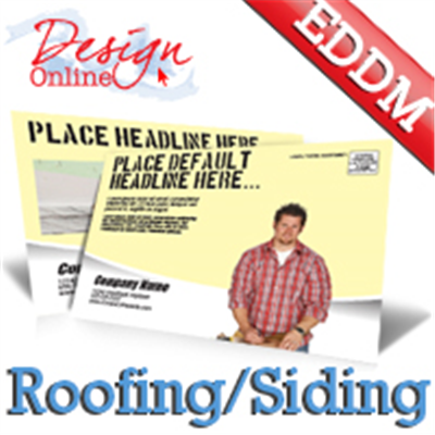 Roofing & Siding EDDM® (Roofer)