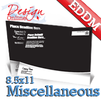 8.5x11 Every Door Direct Mail® Design Online