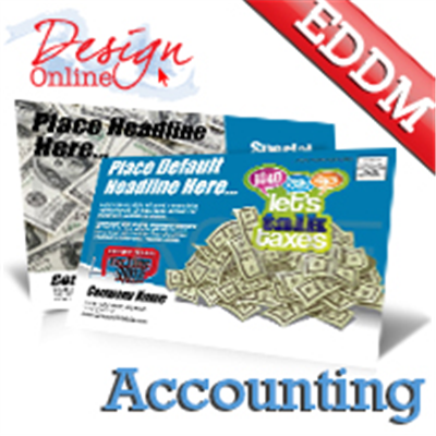 Accounting EDDM® (Save Money)