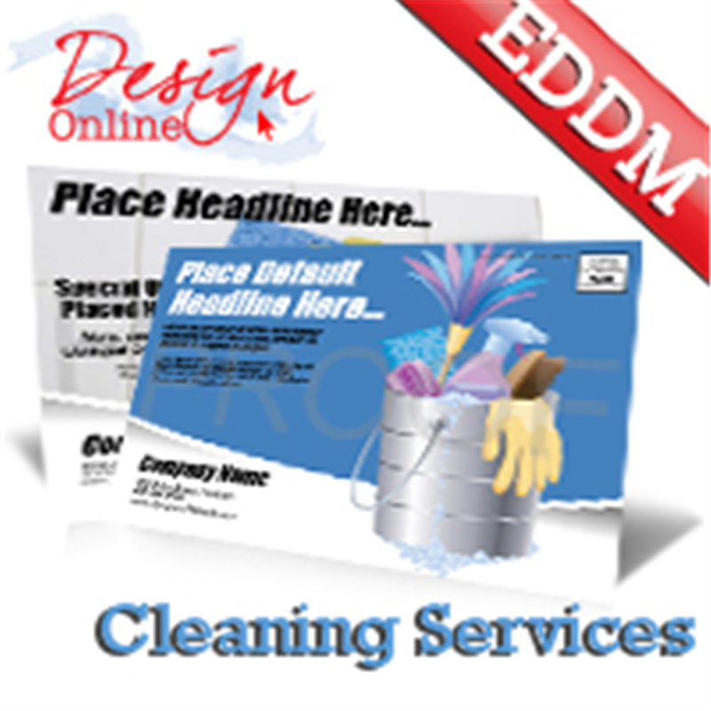 Cleaning Services Eddm Templates