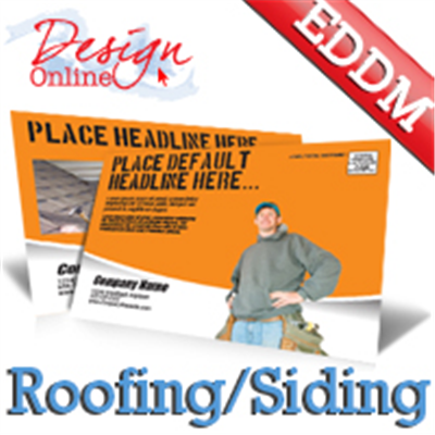 Roofing & Siding EDDM® (Contractor)