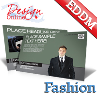 Fashion EDDM® (Suit)