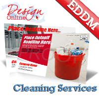 Cleaning Services EDDM (Commercial Cleaning)