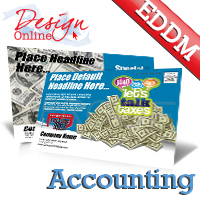 Accounting EDDM (Save Money)