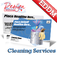 Cleaning Services EDDM (Bathroom Cleaning)