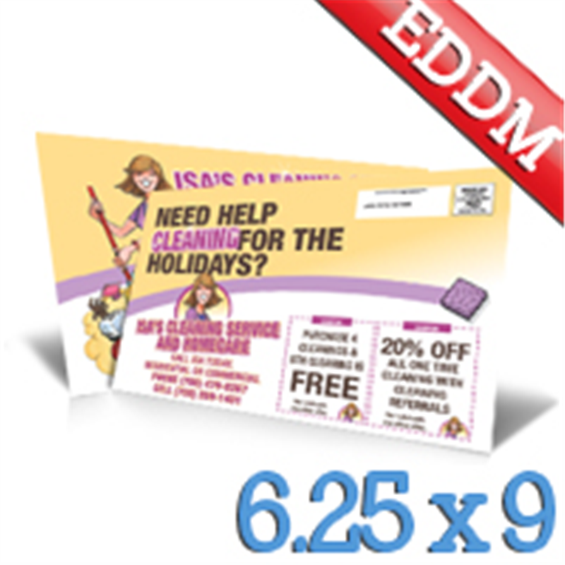 Every door direct mail coupon code