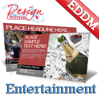 Entertainment EDDM (Event Planning)