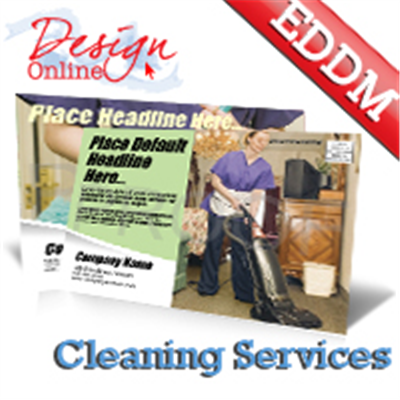 Cleaning Services EDDM (Residential Cleaning)