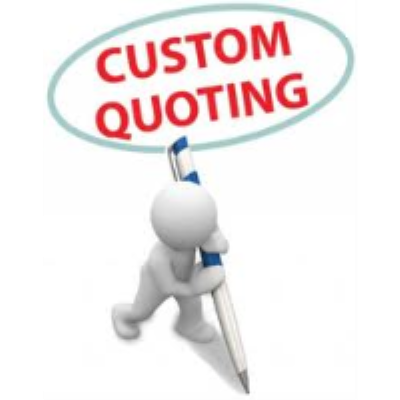 Order a Custom Quote