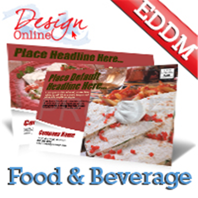 Food & Beverage EDDM (Mexican Food)