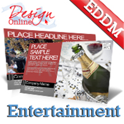Entertainment EDDM® (Event Planning)