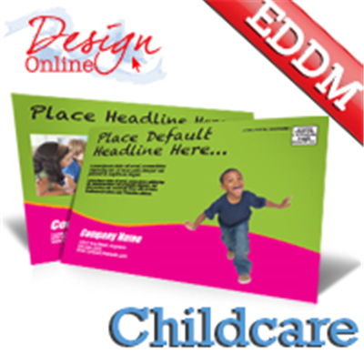 Childcare EDDM® (Happy)