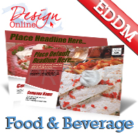 Food & Beverage EDDM® (Mexican Food)