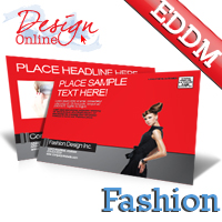 Fashion EDDM® (Bun)